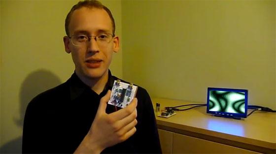Phasor: Una demo con sonido en un ATmega88
