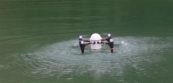 CRACUNS: El dron acuático del Pentágono