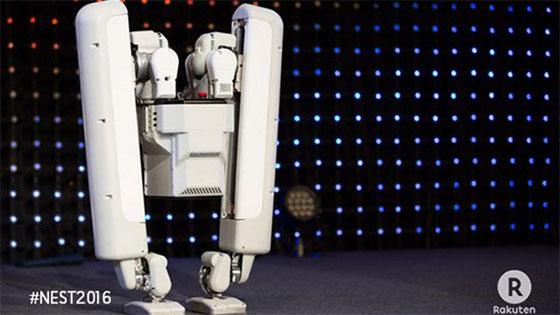 El nuevo robot bípedo de Alphabet y SCHAFT es impresionante