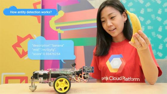 Google Cloud Vision con Raspberry Pi