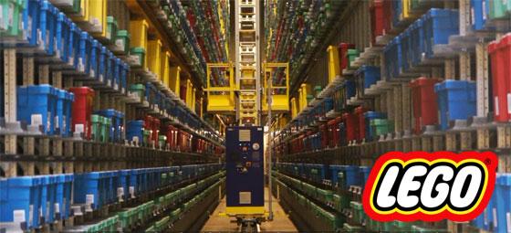 VÍDEO: Visita a la fábrica de LEGO
