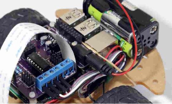 Guía: Cómo hacer un robot con Raspberry Pi