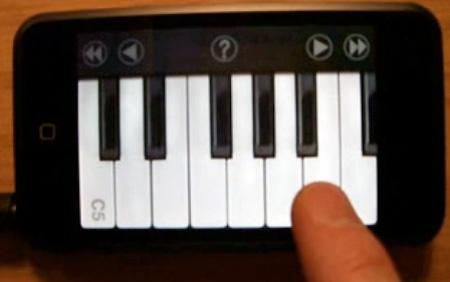 (Video) iAno: El iPhone de Apple convertido en un piano