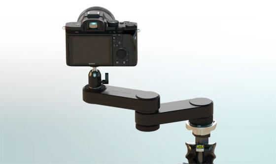 Edelkrone Wing: Slider para fotografia basado en SCARA