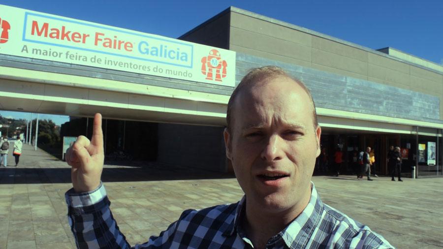 Resumen de la Maker Faire Galicia 2016