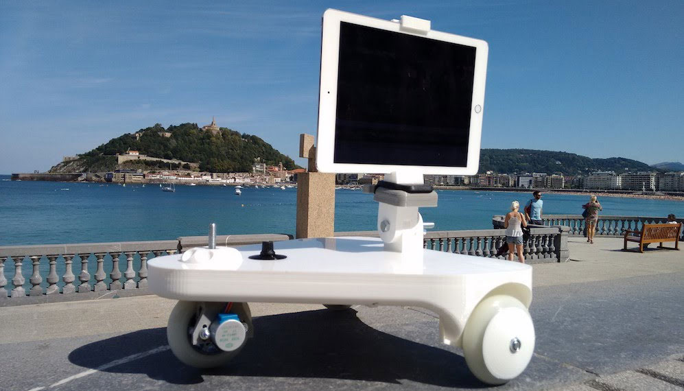 Carro Dolly para Time-Lapse impreso en 3D y motorizado con Arduino