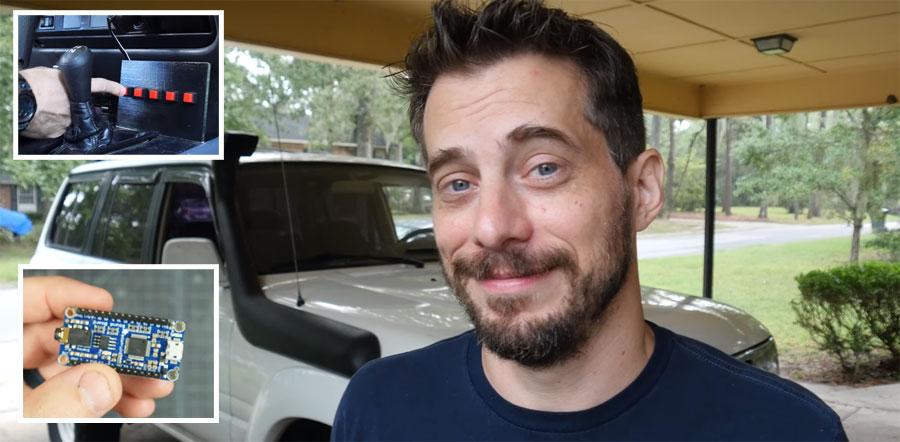Cómo hacer el sonido personalizado para bocina del coche sin programar