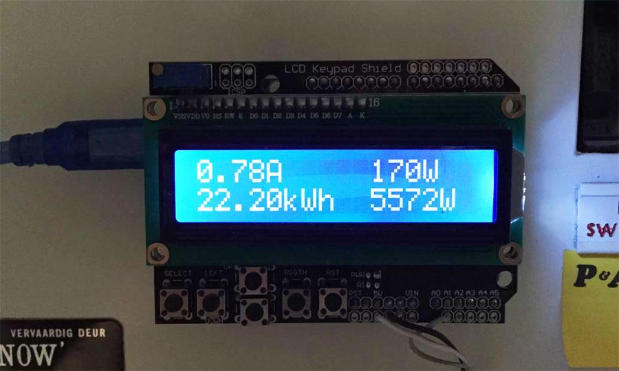 C 243 Mo Hacer Un Medidor De Consumo El 233 Ctrico Con Arduino