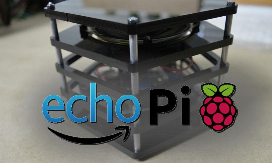 EchoPI: Cómo hacer un Amazon Echo casero con Raspberry Pi