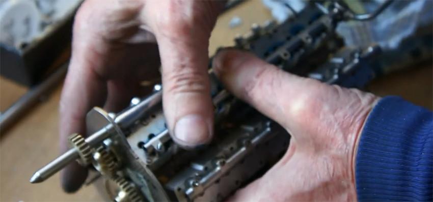 La sala de máquinas de un transatlántico de Patelo (Parte 3)
