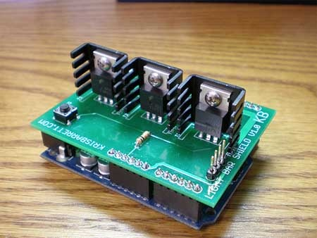 Como hacer una placa Shield para Arduino