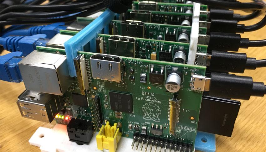 Cómo hacer un clúster con Raspberry Pi y Docker
