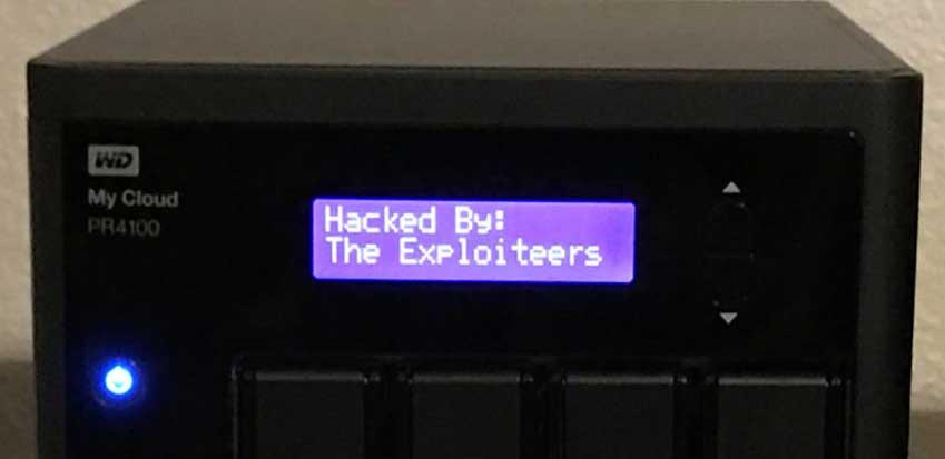 Grave vulnerabilidad en los NAS de Western Digital