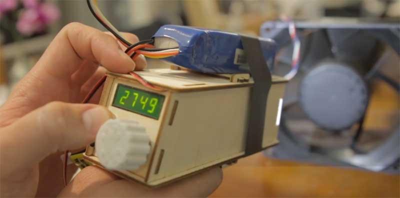 Cómo hacer un estroboscopio LED casero