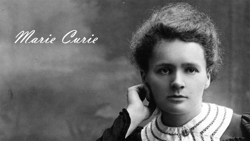 Conoce la historia de Marie Curie