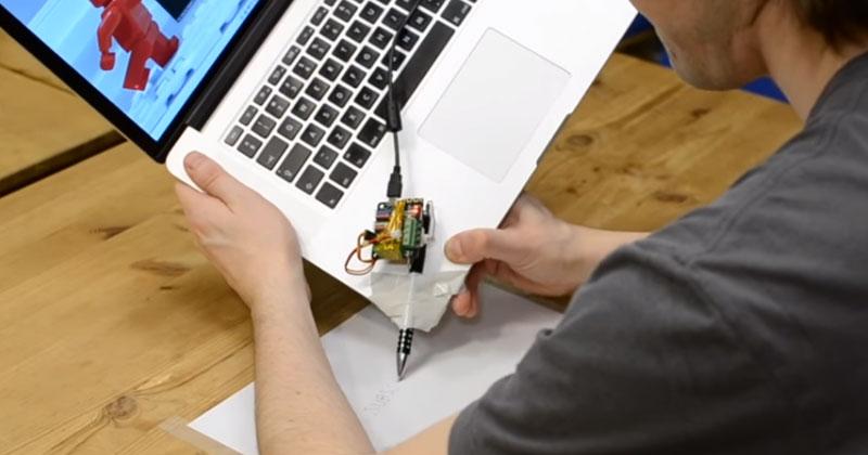 The Smart Pen: Cuando todo es mejor con Bluetooth
