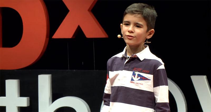 TEDxYouth: Programar para aprender sin limites por Antonio Garcia