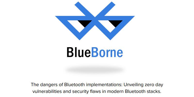 Agujero de seguridad BlueBorne afecta a Bluetooth en 5300 millones de dispositivos