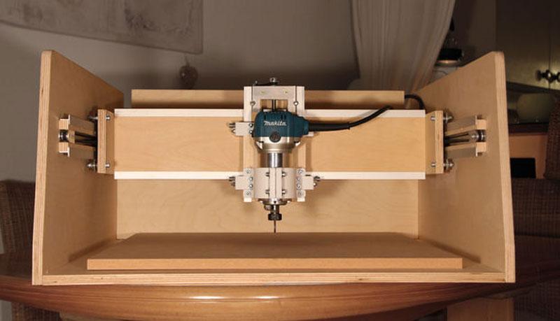 Cómo construir una CNC sencilla y barata con Arduino