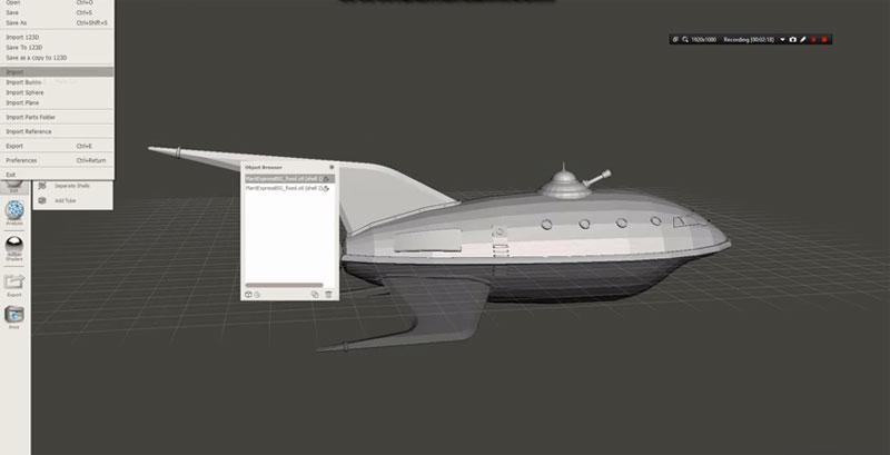 Cómo cortar modelos STL muy grandes para poder imprimir en 3D