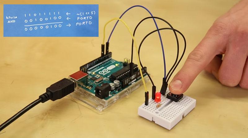 Optimiza tu código de Arduino: Conoce qué son y cómo funcionan los registros