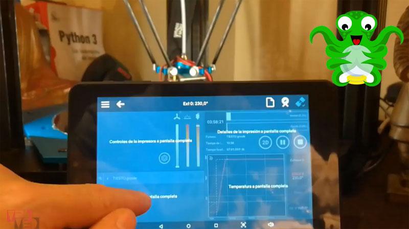Tutorial para controlar tu impresora 3D con OctoPrint y Raspberry Pi
