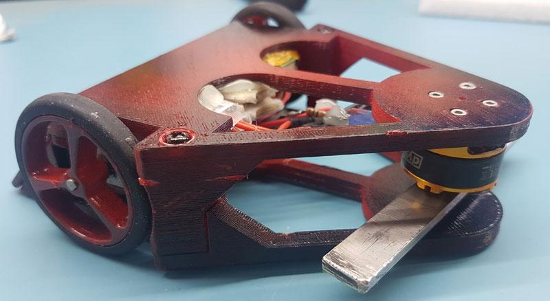 Cómo construir un robot de combate Antweight