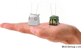 Seiko Epson Micro Robot controlado por Bluetooth