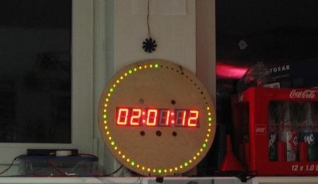 DIY: Reloj de pared con AVR