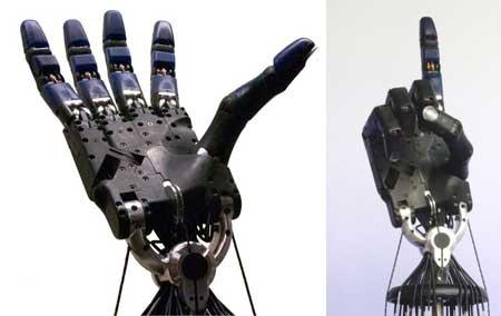 Shadow C5: La mano robot con precisión humana