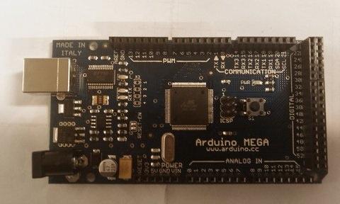 Nuevo Arduino Mega con ATMEGA1280