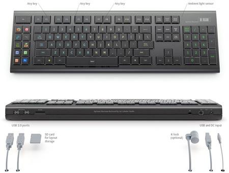 Ya se puede reservar el Optimus Keyboard