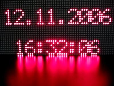 DIY: Matriz de LED\'s multiuso con PIC