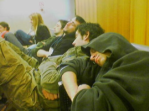 Apasionante conferencia en la XGN·07