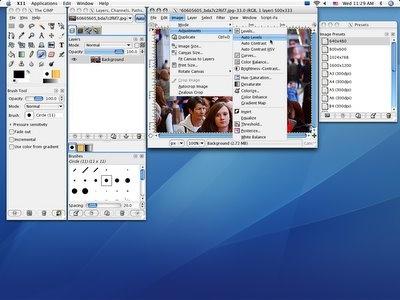 GimpShop para convertir tu GIMP en Photoshop