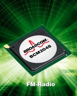 WiFi, Bluetooth y radio FM en un único chip