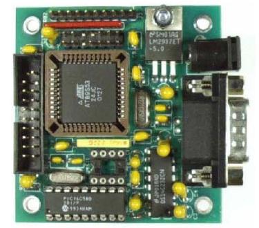 Entrenador MINI-MAX/51-C compatible con 8051