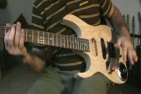 (Video) Carlos Vamos AIR-Guitar