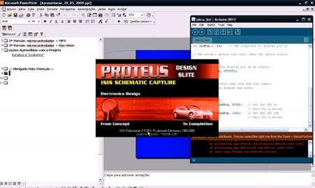 Tutorial: Simulación de programa Arduino con Proteus