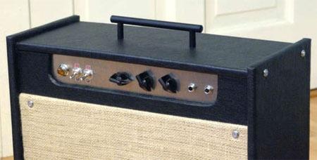 (Video DIY) Amplificador de guitarra con válvulas casero