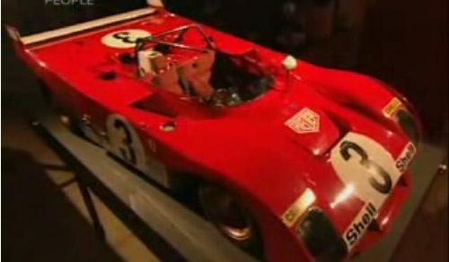 Ferrari 312PB escala 1:3 funcionando