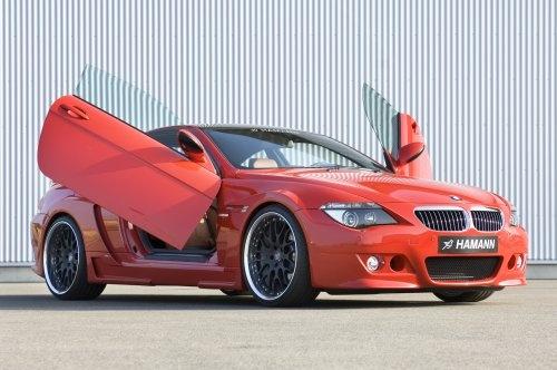 BMW M6: Joder, si me gusta conducir!