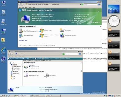Presentación mundial de Windows Vista