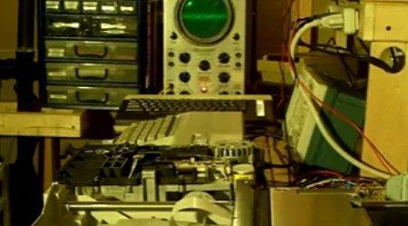 Queen Bohemian Rhapsody con un viejo escáner