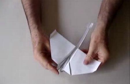 (Video DIY) Avión de papel optimizado