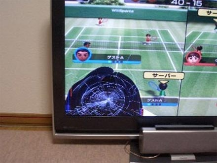 Tu Nintendo Wii puede romperte la TV