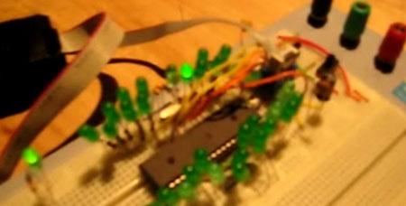 (Video) Atmega644 funcionando con Arduino