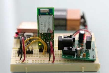 Bluetooth + GPS + ActionScript sin microcontrolador
